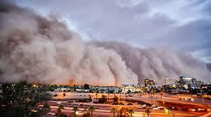 Badai Debu, Phoenix
