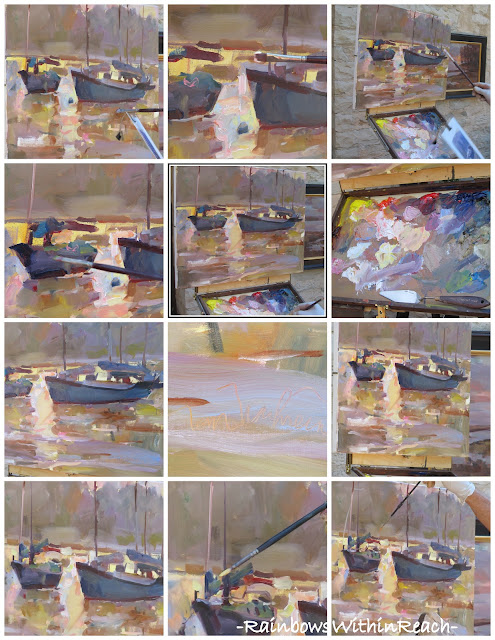 photo of: Master Class: Oil Painting with Tom Nachreiner