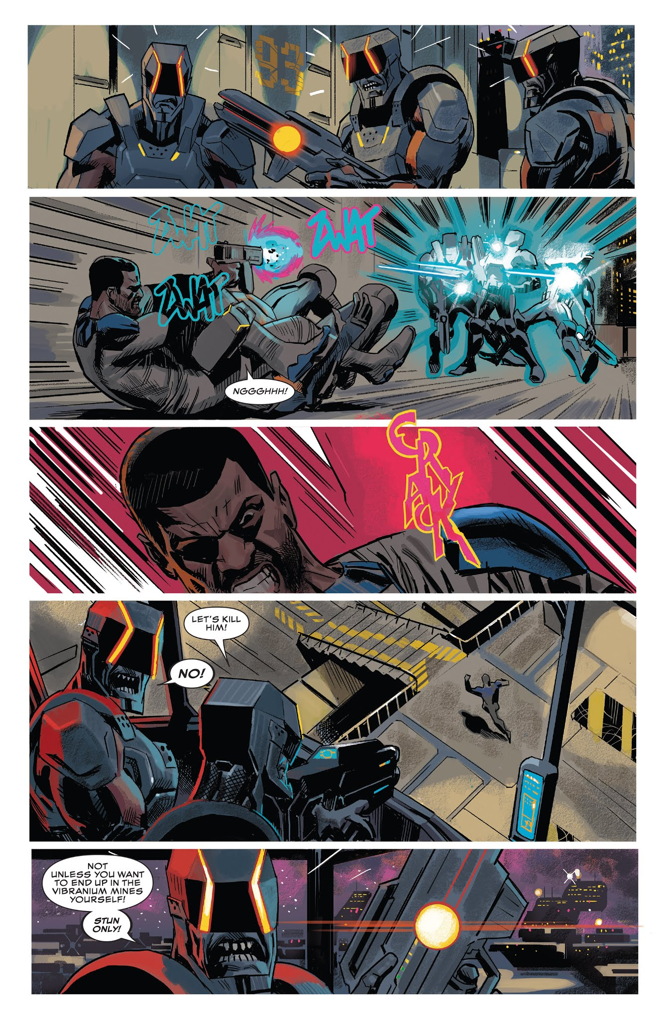 Black Panther (2018) #1 #18 - English 15