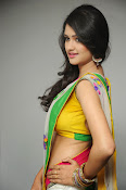 Kushi glamorous saree photos-thumbnail-2