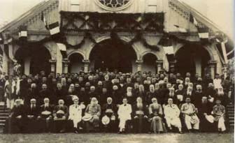 Lễ tấn phong Giám mục Martial Jannin (Phước) ngày 23.6.1933