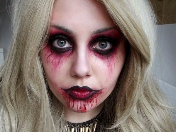 Moda y Estilo: Maquillajes de Halloween para mujer
