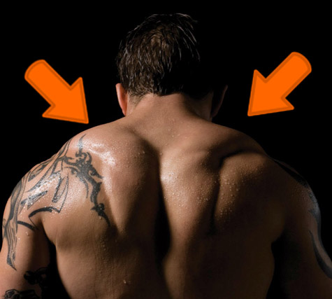hardy+traps2 Tom Hardy Bane Workout   Get Traps Like Bane