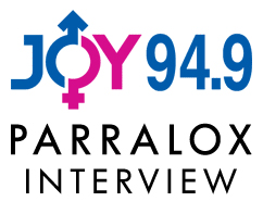 Parralox Interview - JOYFM 94.9
