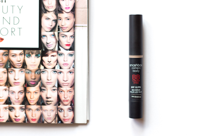 smashbox camera ready bb cream eyes review concealer