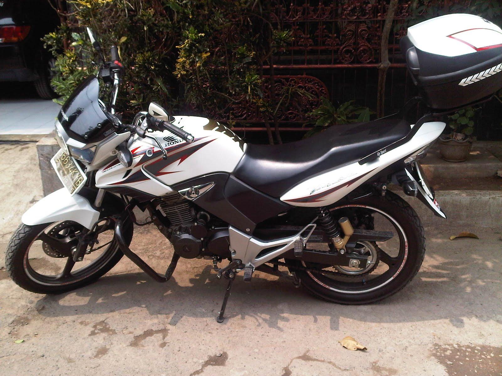 Info Harga Motor Jakarta Motor Honda Tiger Putih Istimewa