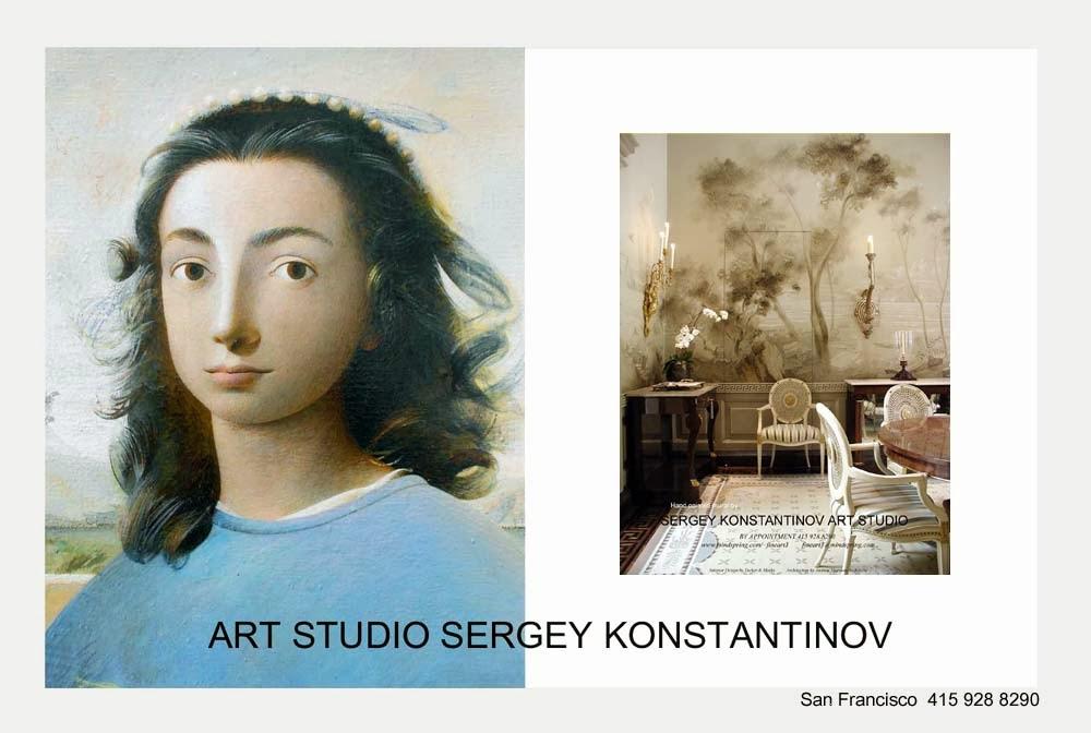 Blogger.Art Studio Sergey Konstantinov