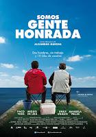 cartel, somos gente honrada, alejandro marzoa, unax ugalde, manuela vellés, manuel lozano, paco tous, estrenos de la semana, making of, cine