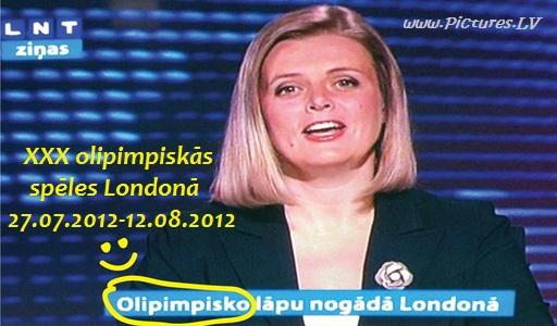 LNT ziņas par XXX olimpiskajām spēlēm