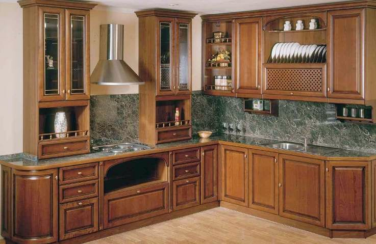 Kitchen cabinets design for Kitchen design pakistan
