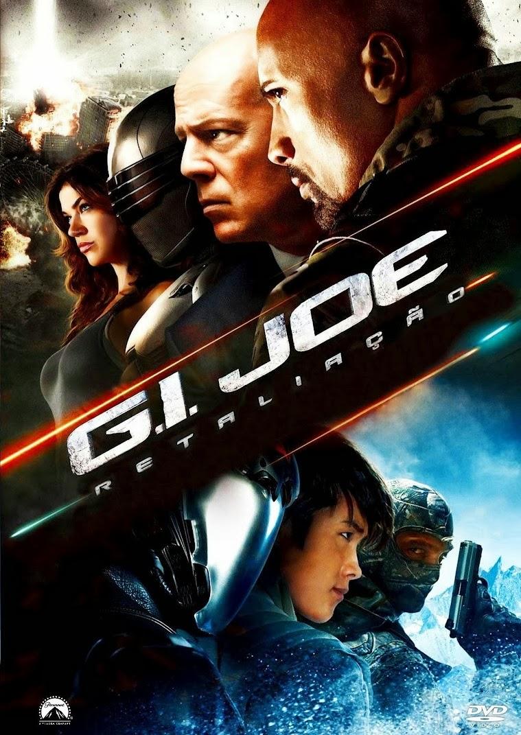 G.I. Joe 2: Retaliação – Legendado (2013)