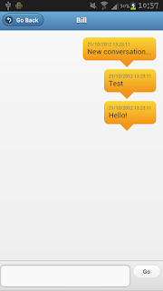 Messenger For BBM 2.6.9.127 For Android