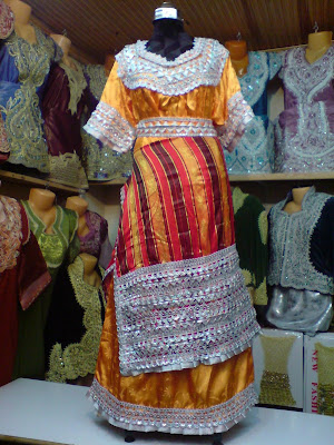 اللباس القبائلي