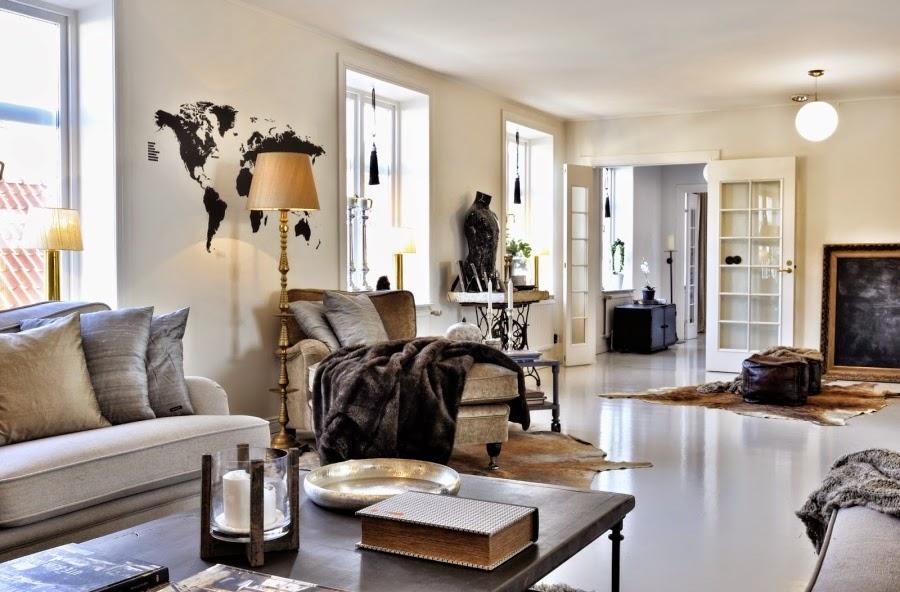 wystrój wnętrz, home decor, wnętrza, mieszkanie, dom, aranżacje, białe wnętrza, salon, pokój, sofa, kanapa, fotel