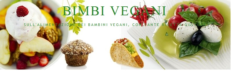 Bimbi vegani