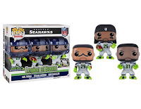 Funko Pop! Legion of Boom 3-pack
