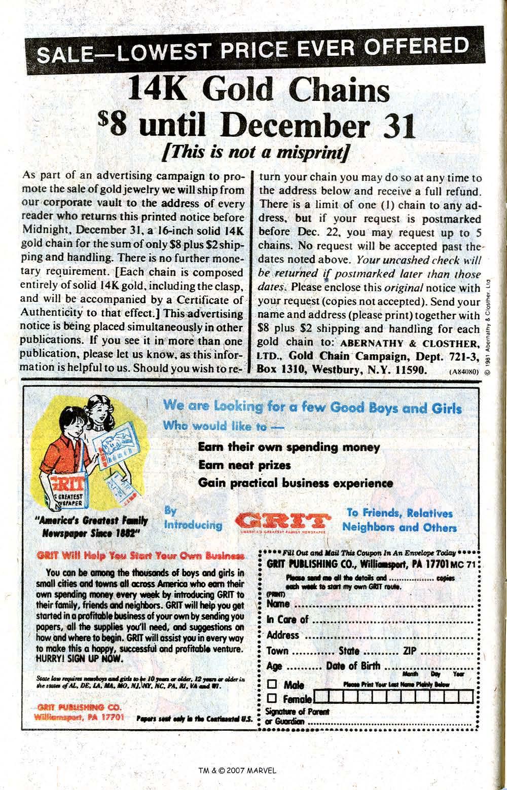 Captain America (1968) Issue #264 #179 - English 8
