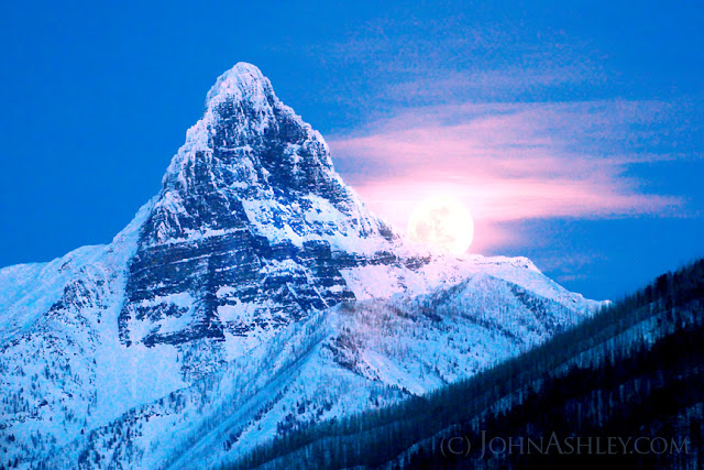Mount St. Nicholas (c) John Ashley