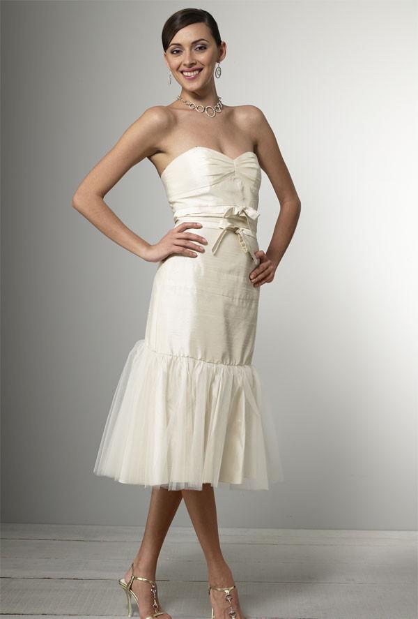 Image Result For Simple Short Wedding Dresses Beach