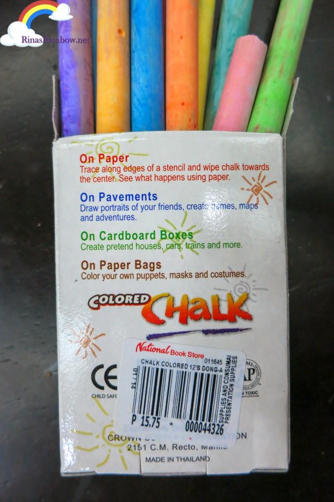 non-toxic chalk