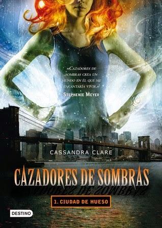 Ciudad de Hueso - Cassandra Clare
