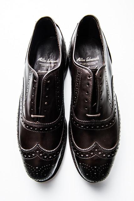 Classic Brogue Shoes Church S