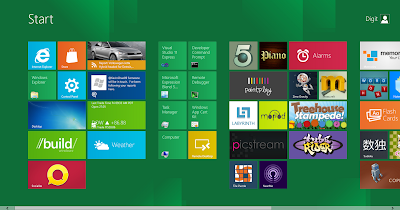 Alasan Hilangnya Tombol Start di Windows 8