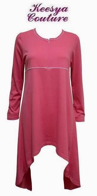 T-shirt-Muslimah-Keesya-KN125F