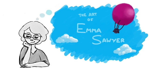 The Art of Emma Sawyer