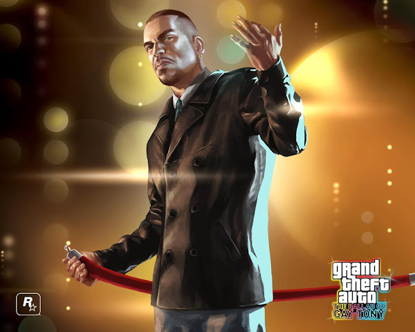 #11 Grand Theft Auto HD & Widescreen Wallpaper