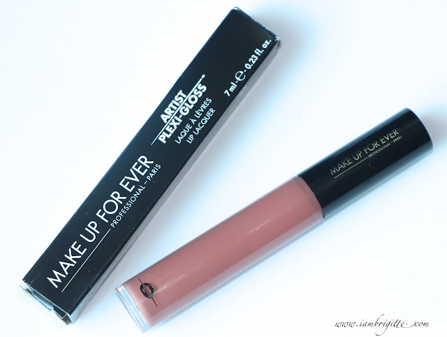 Make Up Forever Plexi Gloss in 104