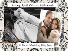 The Royal Wedding Blog Hop