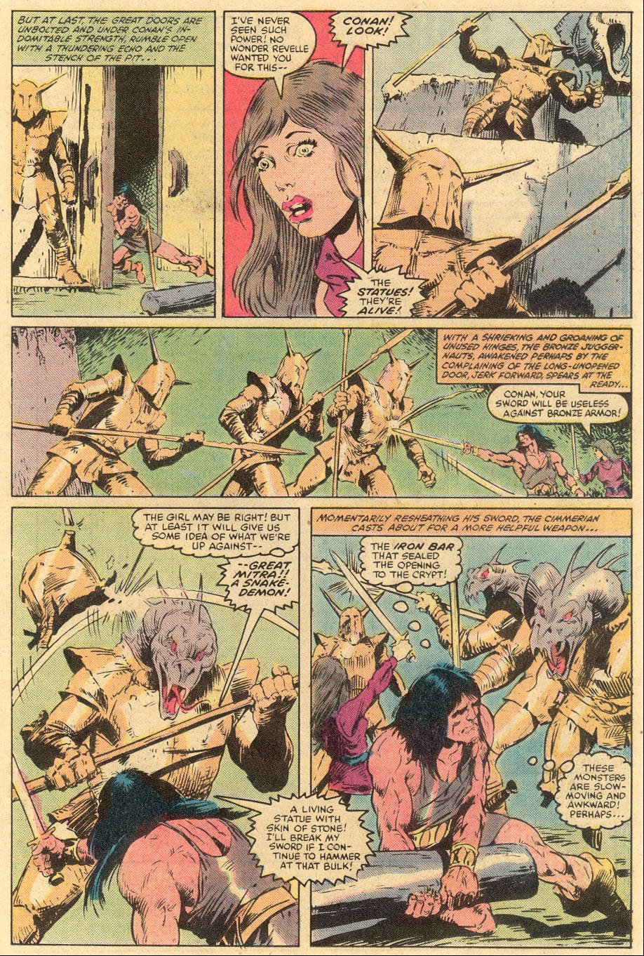 Conan the Barbarian (1970) Issue #138 #150 - English 14