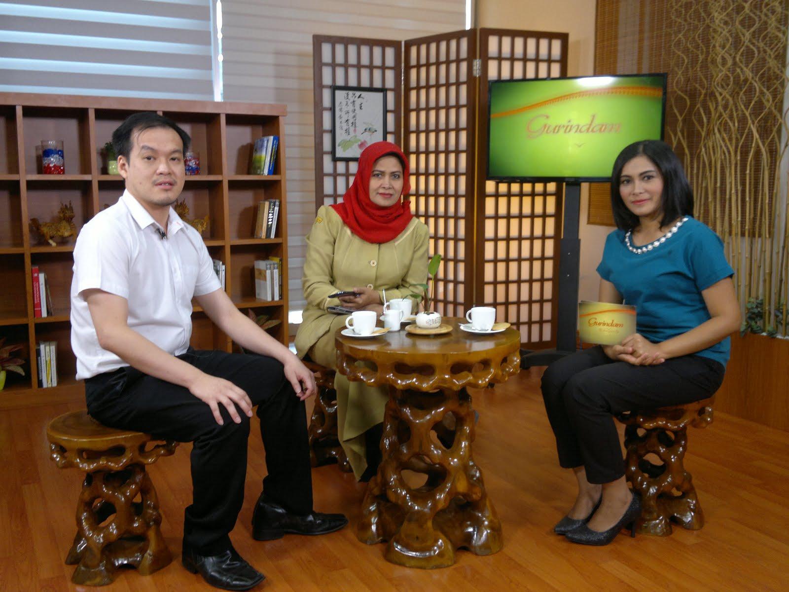 (DAAI TV) TALKSHOW HIPNOTERAPI BERSAMA FUDIN PANG
