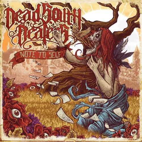 """DEAD SOUTH DEALERS: Ακούστε το νέο τους single """"Note to Self"""""""