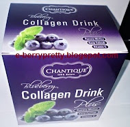 CHANTIQUE BLUEBERRY COLLAGEN. OFFER 2 KTK- RM120 ONY!!