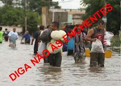 Diga Não às Enchentes