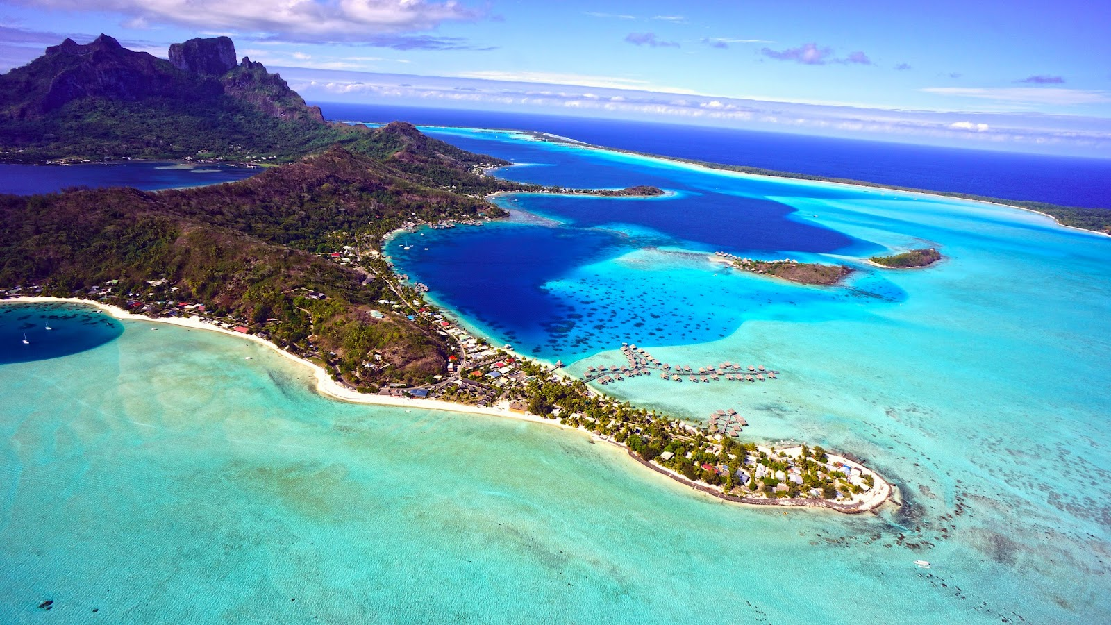 Travel with me diary bora bora paradise on earth for What to buy in bora bora