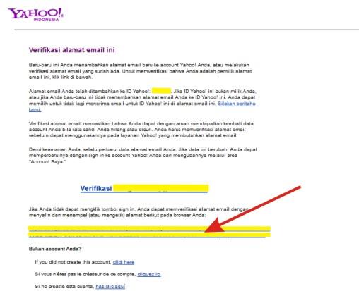 Daftar Account Email Yahoo Mudah dan Cepat