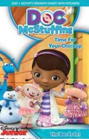 Ver Doc McStuffins Time For Your Check Up (2013) Online