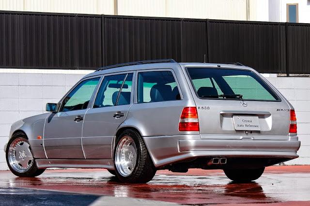 1994 mercedes s124 e500 amg japan
