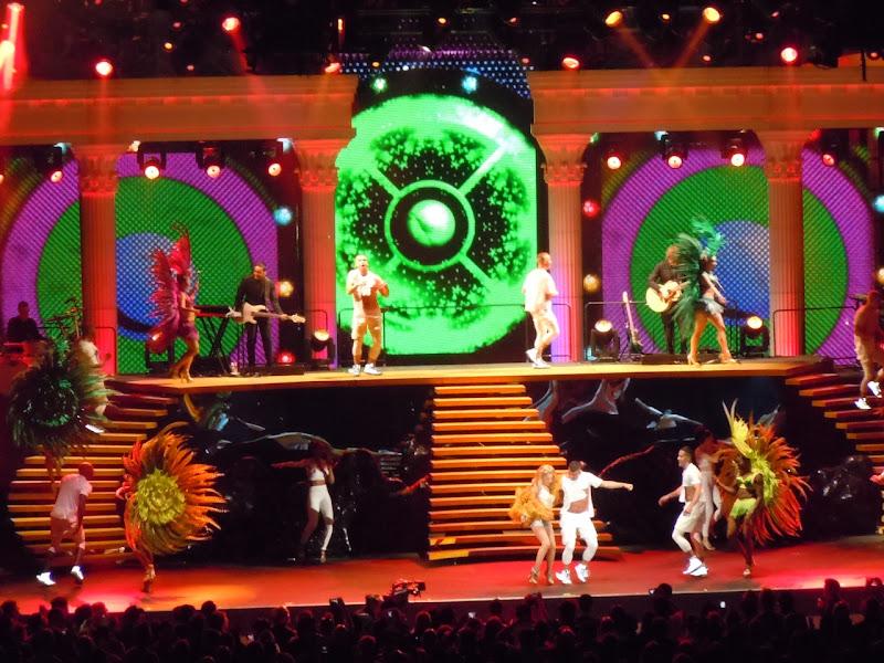 Kylie Aphrodite Tour 2011
