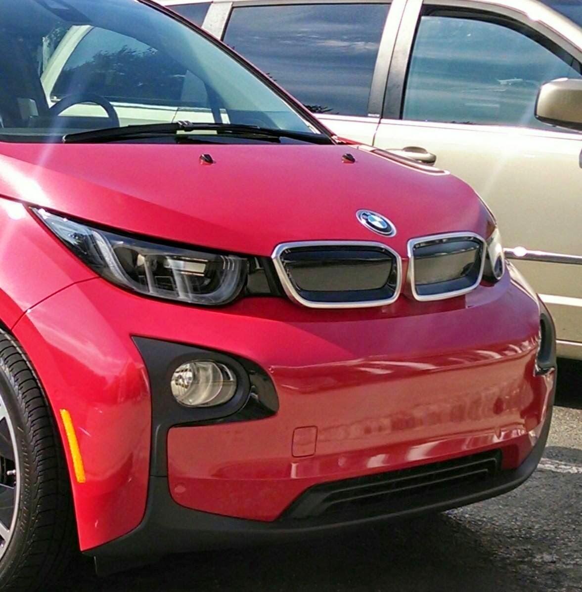 Bmw I3: The Electric BMW I3: That's Tom's BMW I3