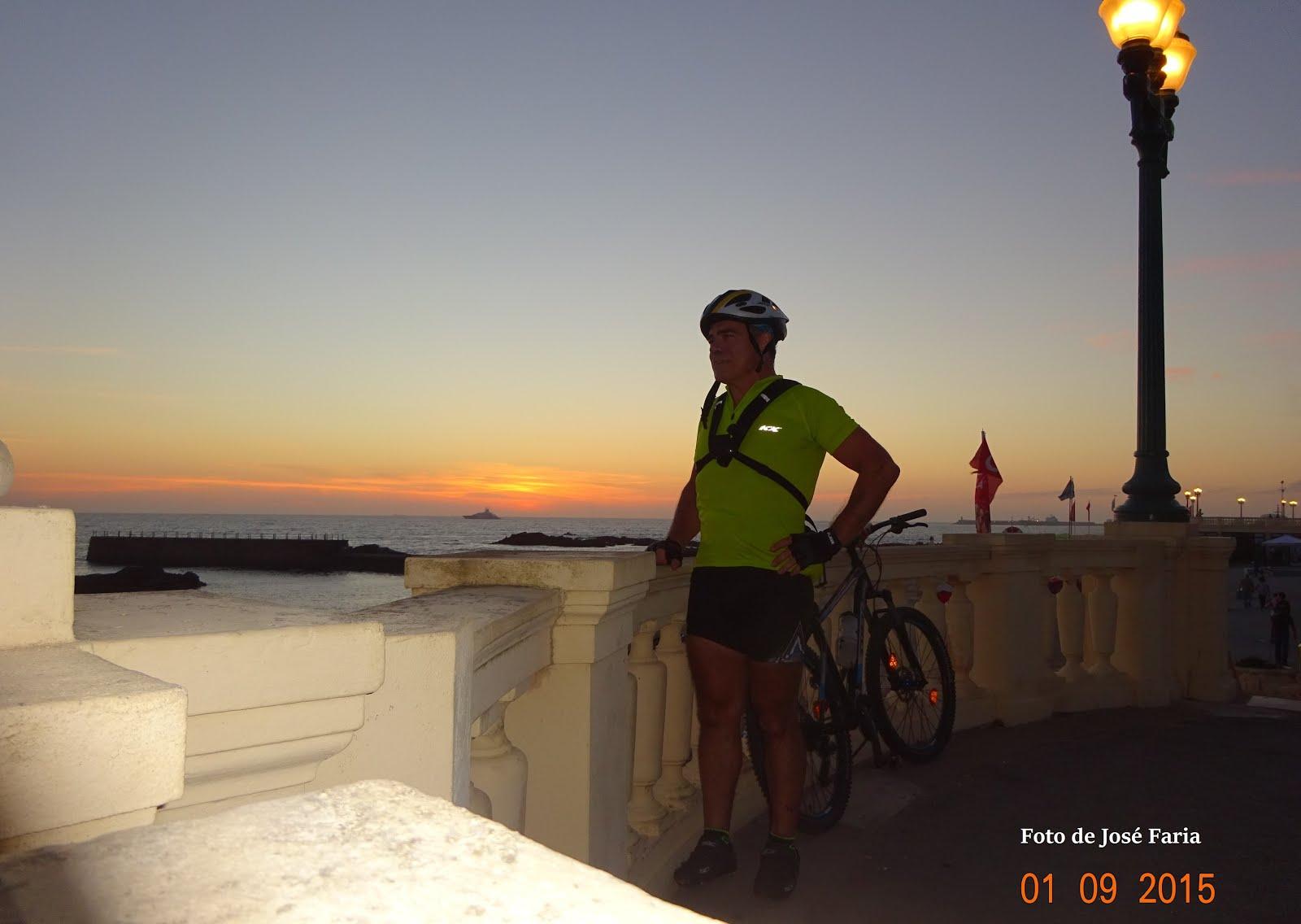 Foz do Douro - Pôr do Sol