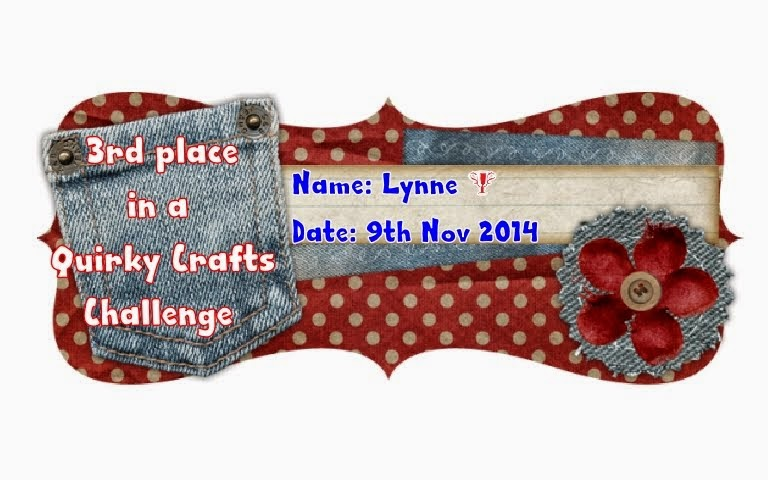 I Won 3rd Place in a Quirky Crafts Challenge