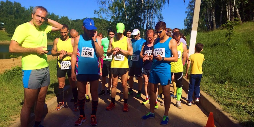 «IX и X Красногорские марафоны - 7 июня 2015 - фото