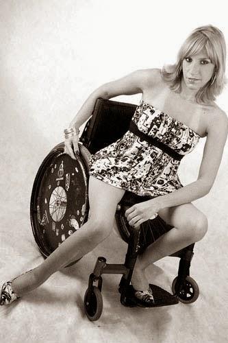 Cadeirante mulher