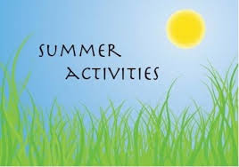SUMMER ADVANCED ACTIVITIES. YEAR 6
