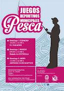 CONCURSOS DE PESCA