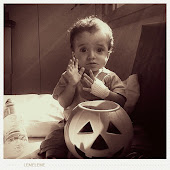 MI PRIMER HALLOWEEN